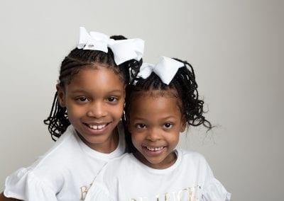 Sisterly Love - Tianna J-Williams Family Photography