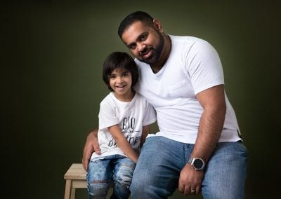 Family Photography Father and Son