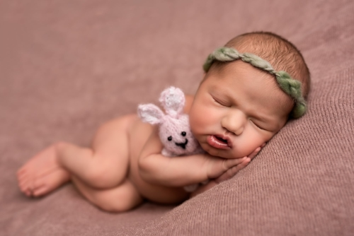 Newborn Baby Portrait Photography - Tianna J-Williams Photography