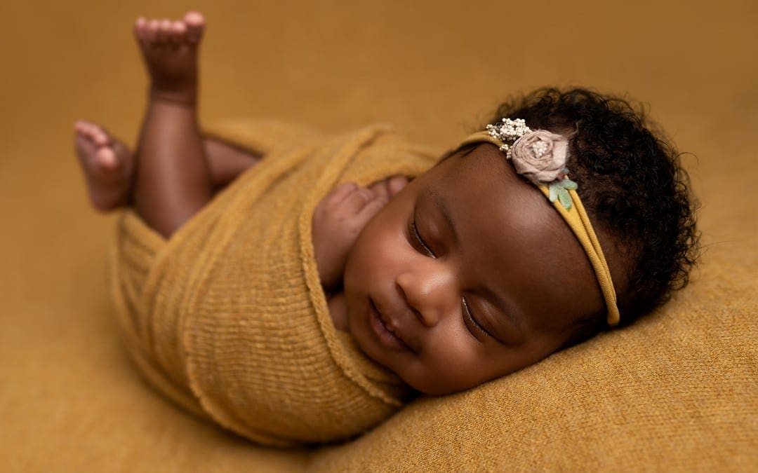 What Happen's During A Newborn Baby Photography Session