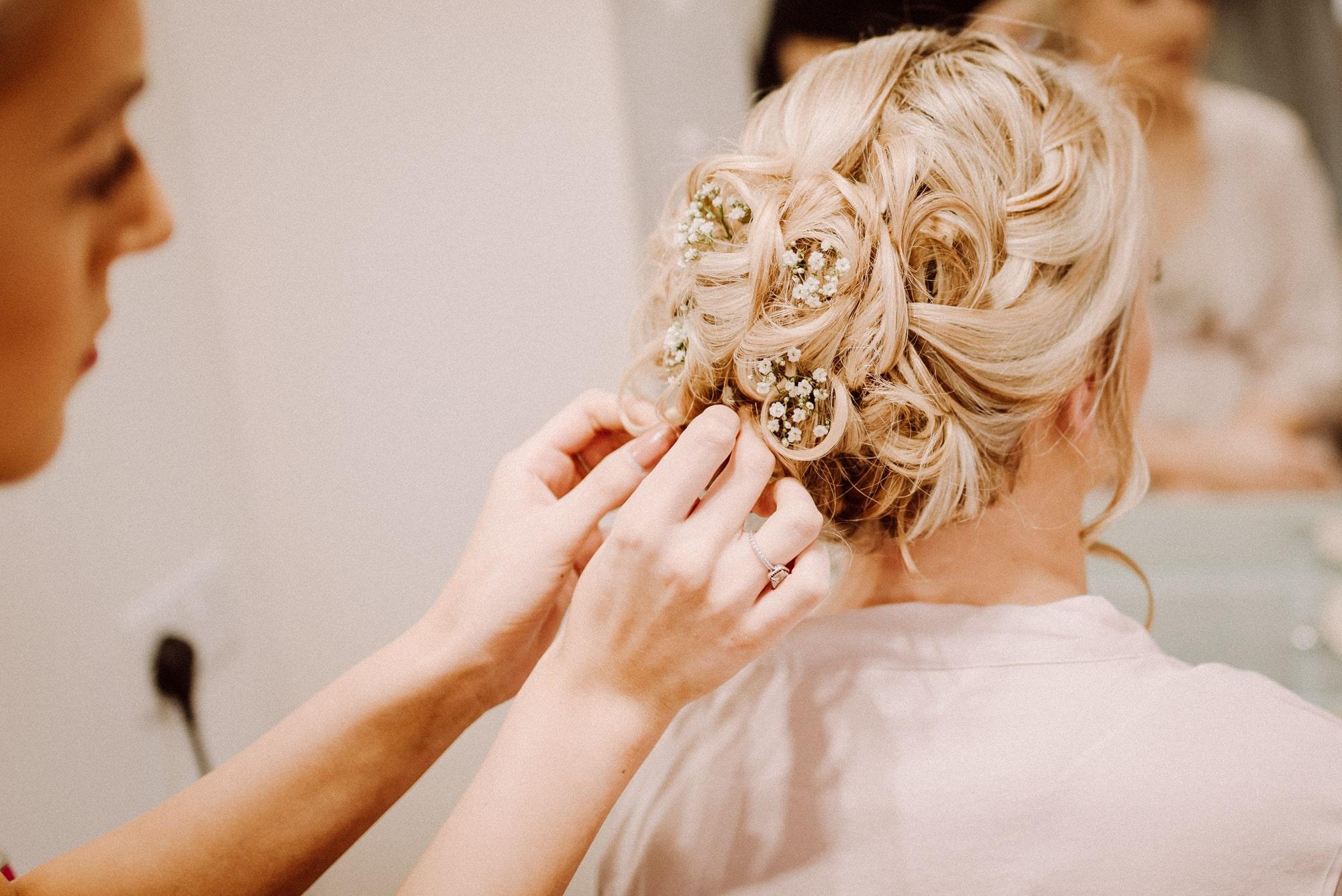 Bridal Prep Bridesmaids Wootton Park Getting Ready Bridal Prep Tianna J-Williams Wedding Photography
