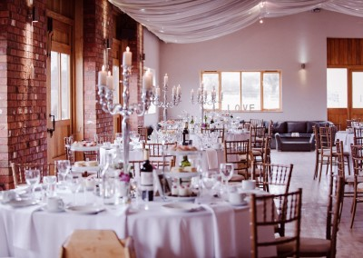Reception Room Wootton Park Wedding Tianna J-Williams Wedding Photographer