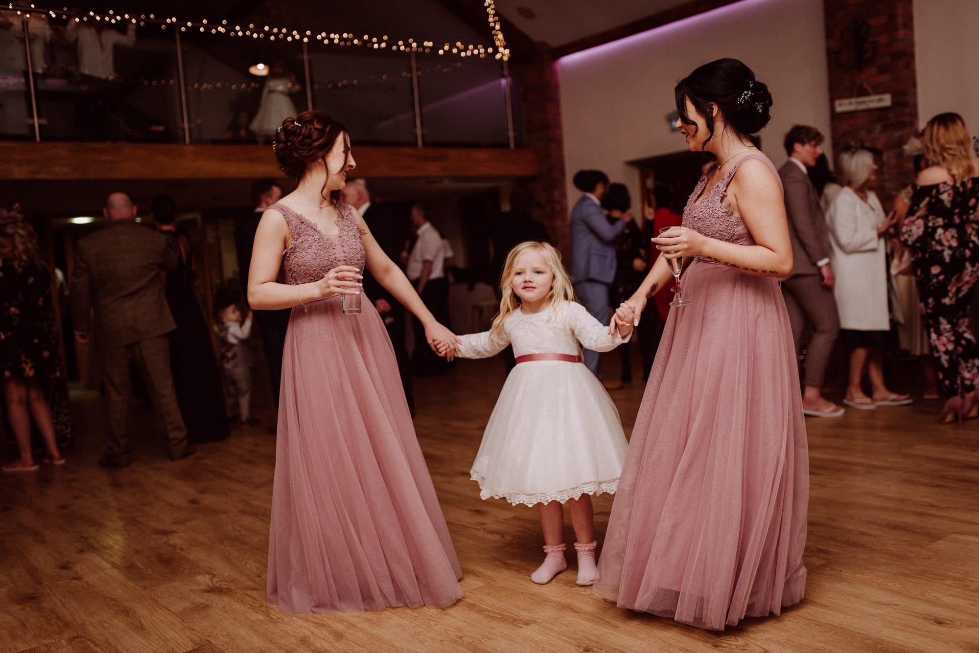 Evening Reception at Wootton Hall Wedding Photography Tianna J-Williams