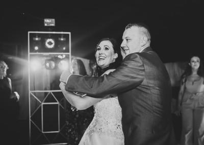 Couple First Dance Grafton Manor Tianna J-Williams Wedding Photogtaphy