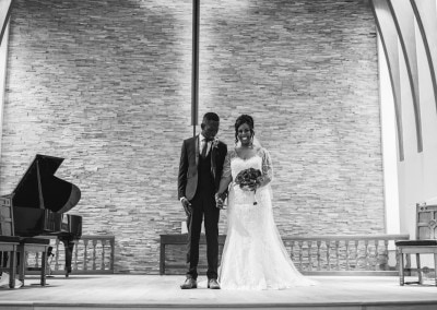 Church Ceremony Tianna J-Williams Wedding  Photogtaphy