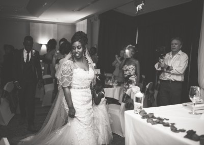 Evening Reception Couple Dancing Tianna J-Williams Wedding Photography