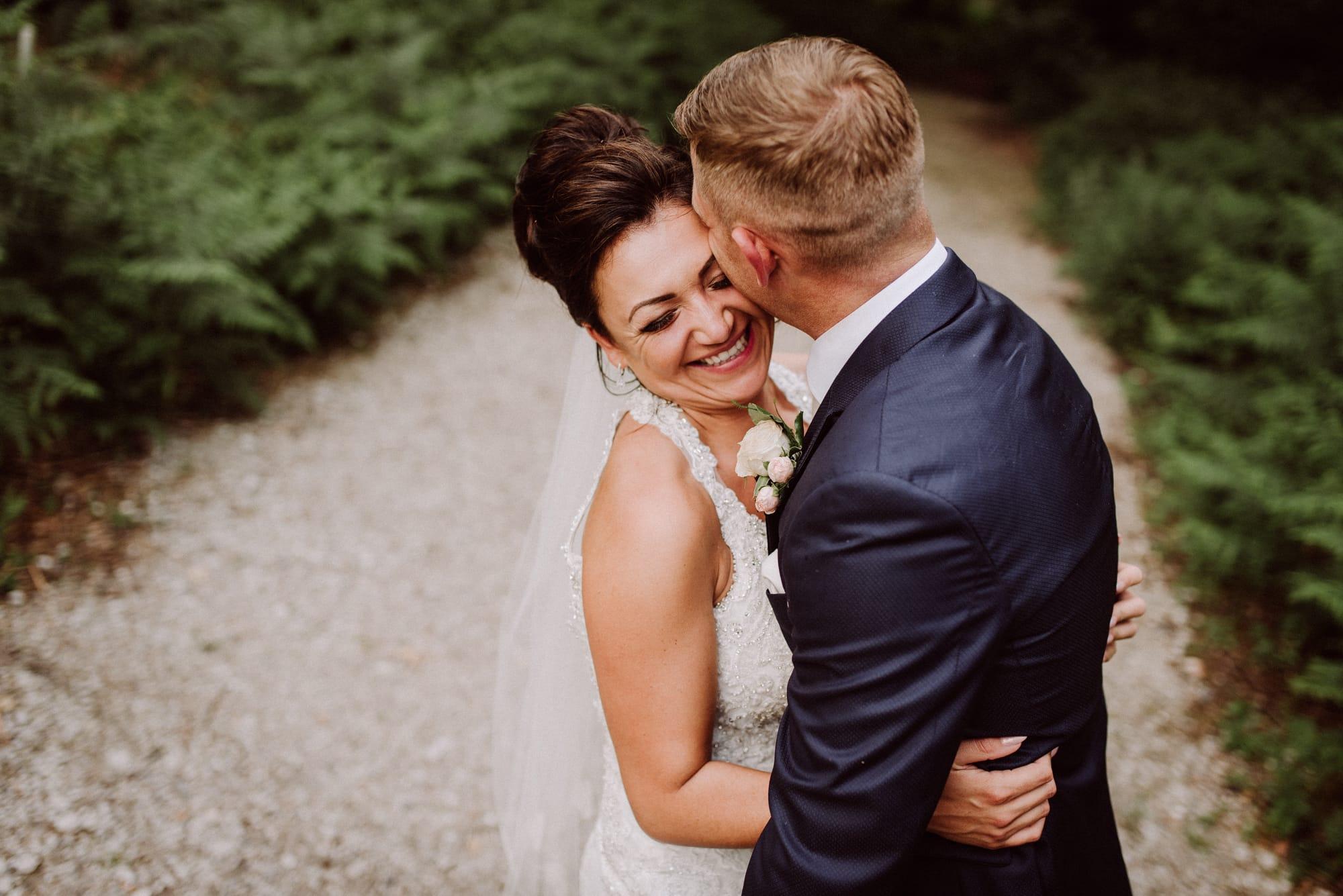 Bride and Groom Couple Portraits Tianna J-Williams Wedding Photographer West Midlands