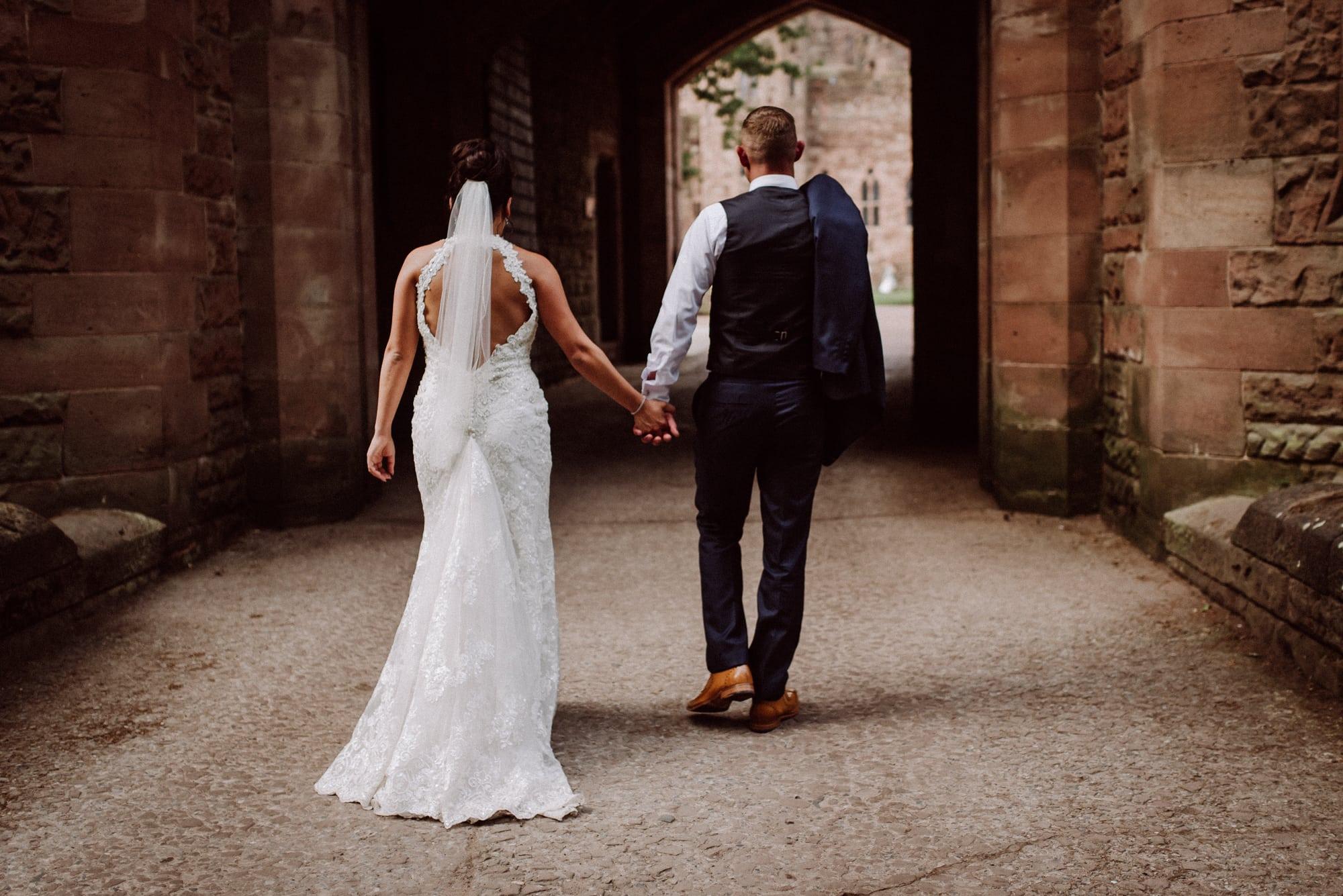 Couples Portraits at Peckfurton Castle Tianna J-Williams Photography