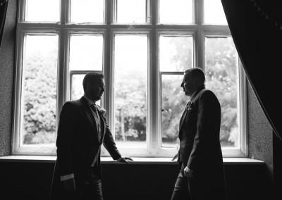 Groom Preparation Tianna J-Williams Wedding Photography