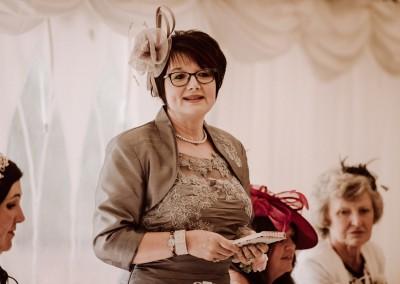 Speeches Tianna J-Williams  Wedding Photography