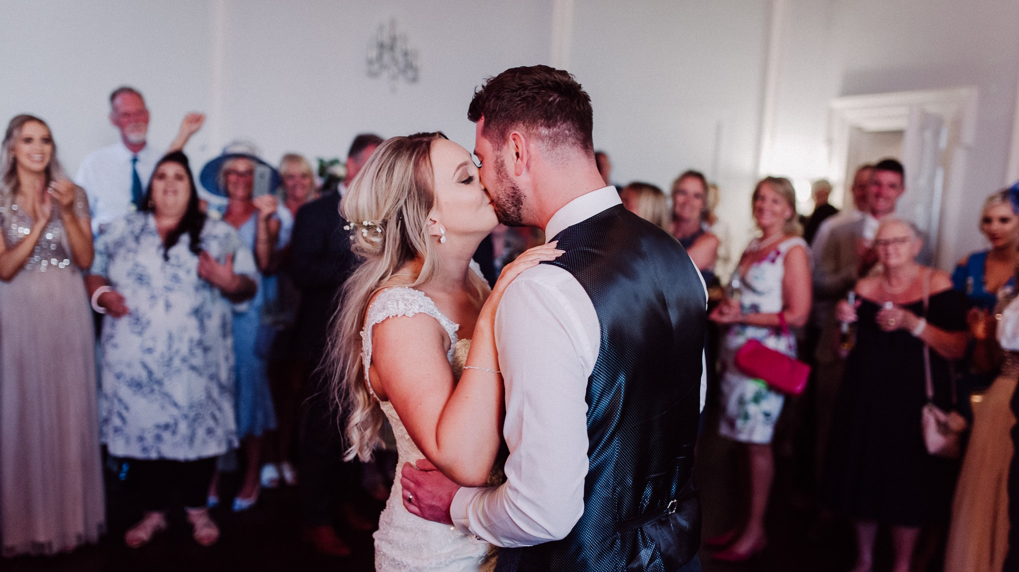 First Dance Somerford Hall Tianna J-Williams Photography