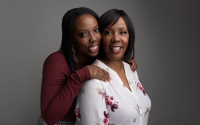 Mother's Day Photoshoot: Memories with your Mum