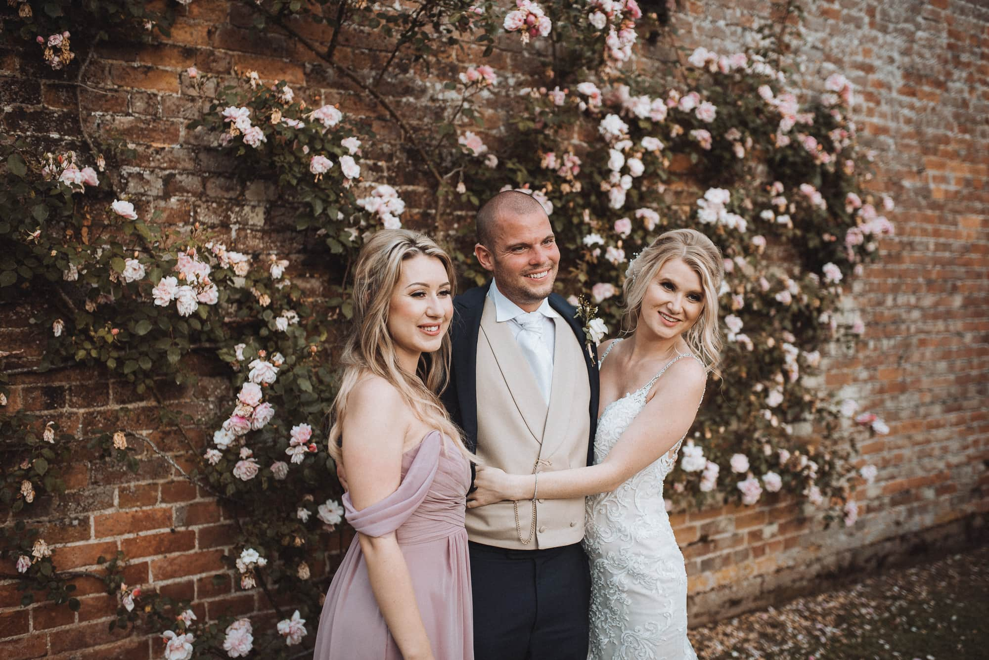 Bridal Party Couples Portraits Sunset Summer Wedding Photographer Tianna J-Williams Photography