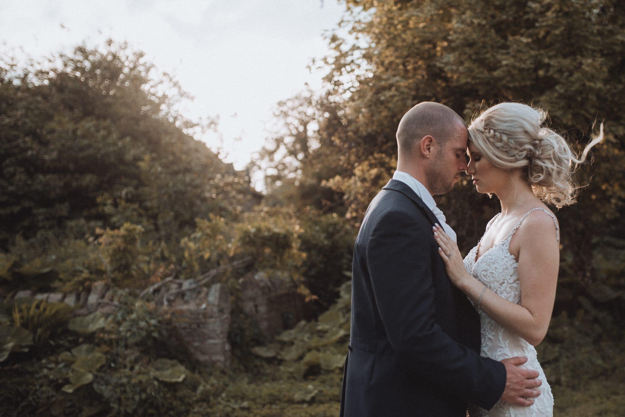 Couples Portraits Sunset Summer Wedding Photographer Tianna J-Williams Photography